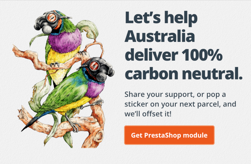 Let's help Australia 100 percent carbon neutral
