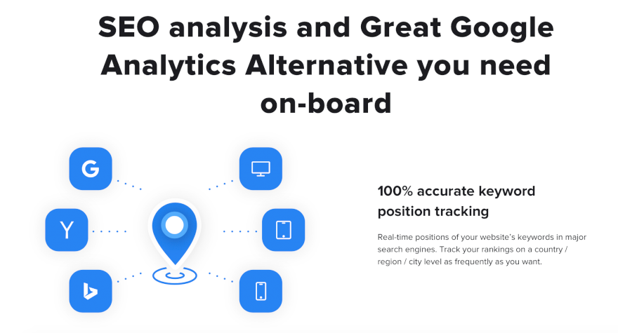 Great Google Analytics Alternative