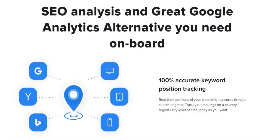 Competitor analysis SEO tool