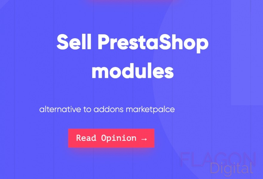Sell PrestaShop modules