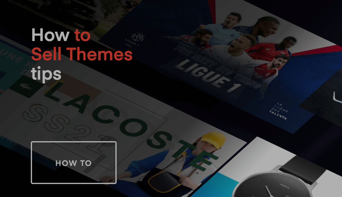 Sell eCommerce Themes