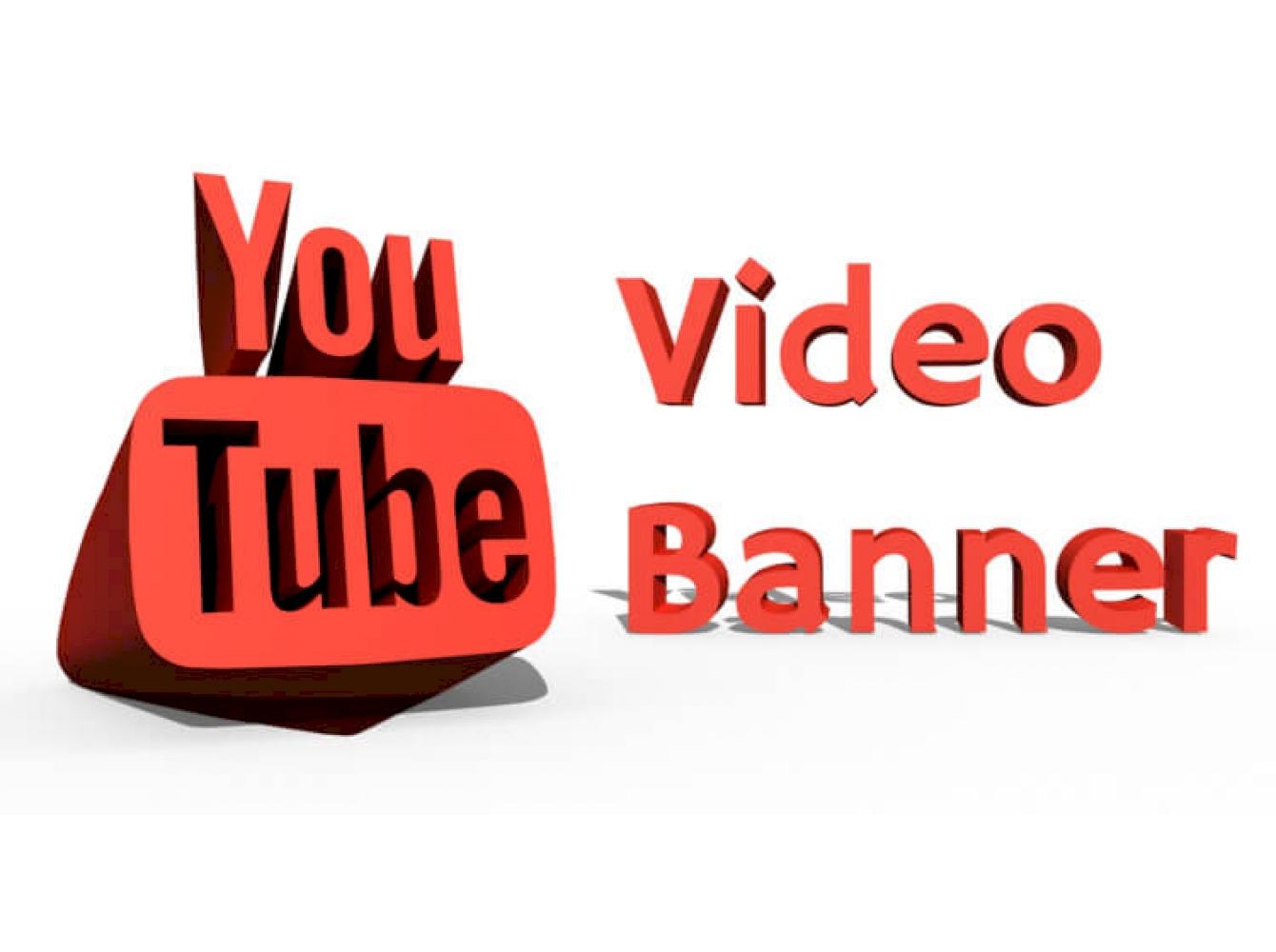 YouTube Video Banner