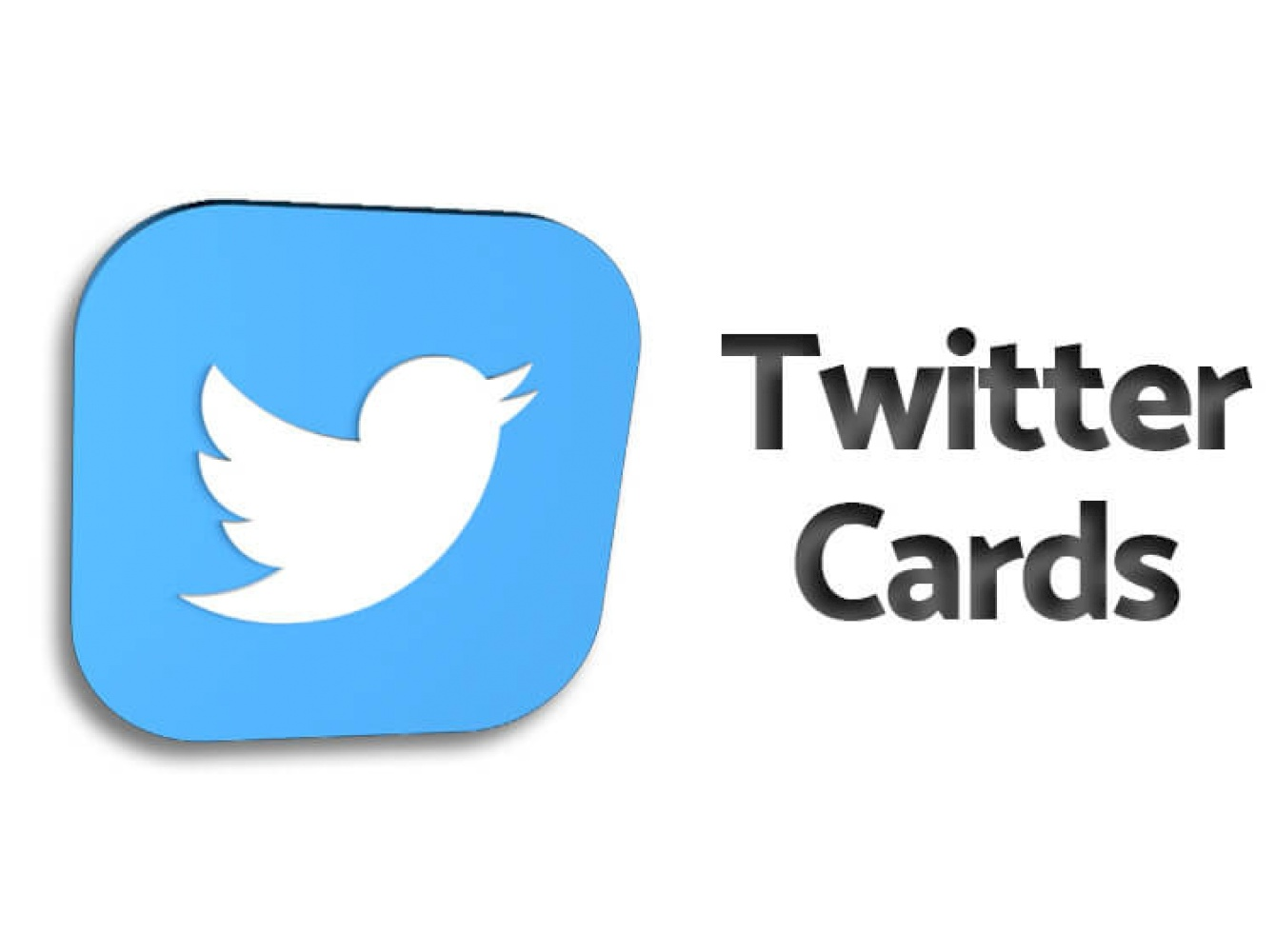 Twitter Cards meta tags