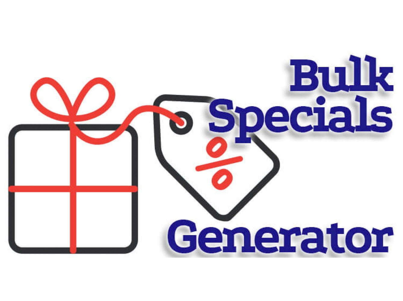 One-Click Specials Generator: by Categories, by Brands and more
