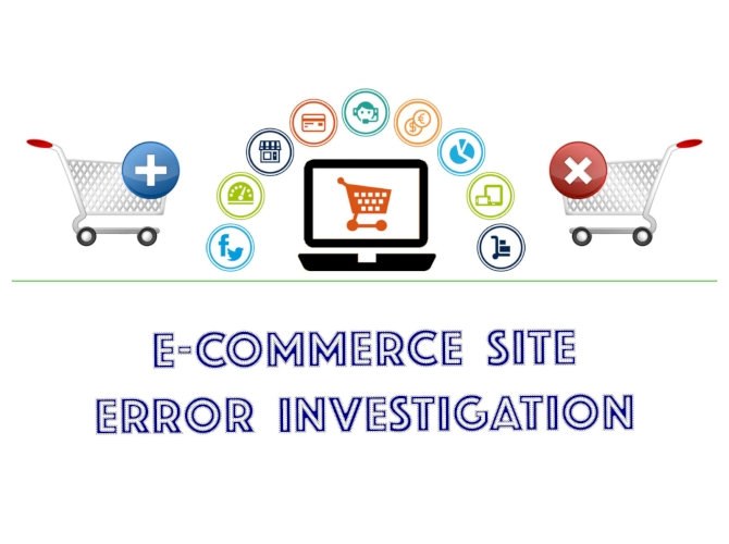 Service: investigate an error and suggest solution