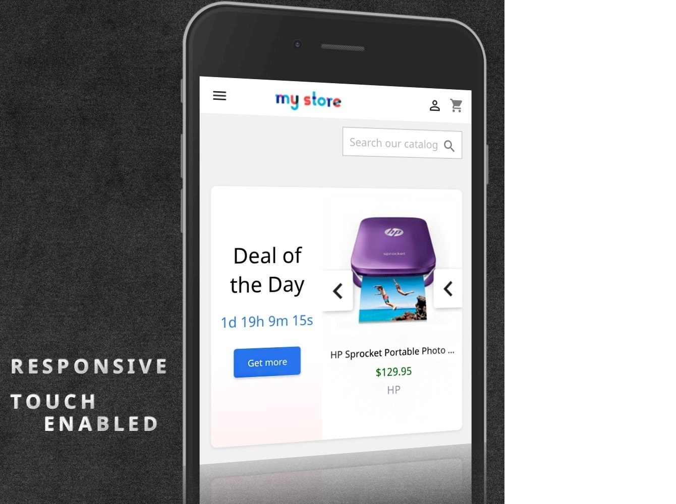 Deals of the Day Pro prestashop slider with countdown