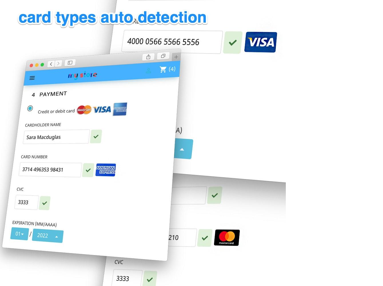 PsiGate credit card transactions API
